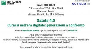 Salute 4.0: curarsi nell'era digitale