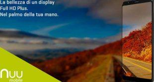 NUU Mobile annuncia l'arrivo in Italia del G2