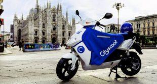 Milano accoglie Cityscoot