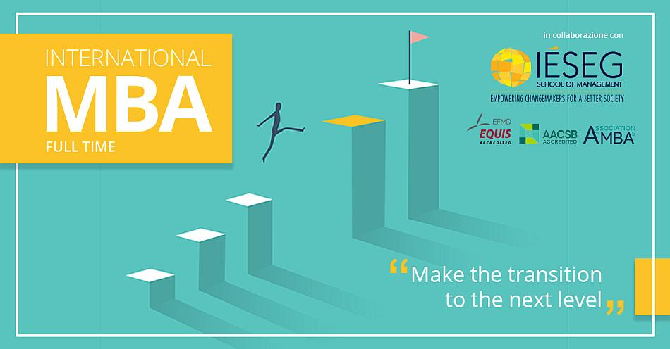 Nuovo MBA della LIUC Business School: arriva il sostegno delle aziende sponsor