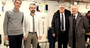 La risonanza magnetica nucleare disponibile presso l'Università di Udine