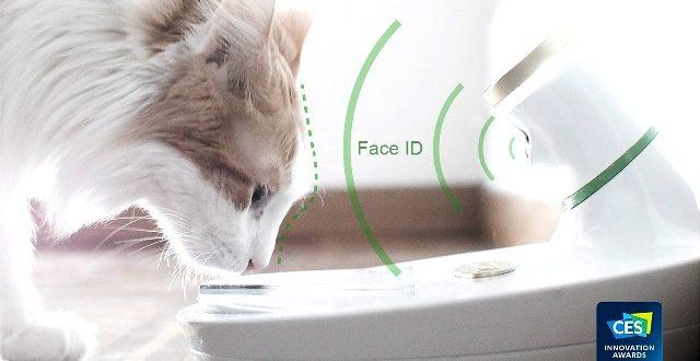 La ciotola intelligente che riconosce l'animale domestico