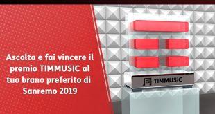 Con TIMMUSIC la musica è senza limiti per tutto febbraio