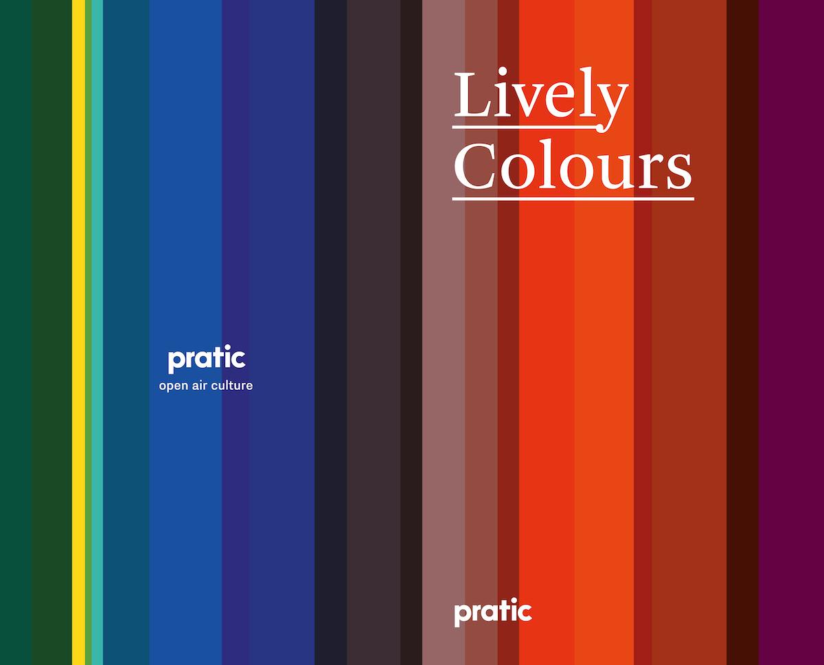 La scelta dei colori migliora la vita