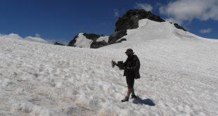 La neve delle Alpi si scioglie più in fretta a causa delle polveri del Sahara