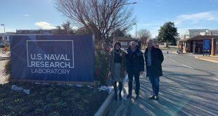 L'Università di Udine avvia attività di ricerca con il Naval Research Laboratory