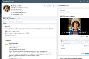 """Linkedin, nuova funzione """"video presentazione"""" per i colloqui"""