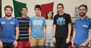L'Italia premiata alle Olimpiadi Internazionali di Informatica