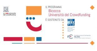 Ambiente, salute, alfabetizzazione digitale e beni comuni: i 5 progetti Bicocca Università del crowdfunding
