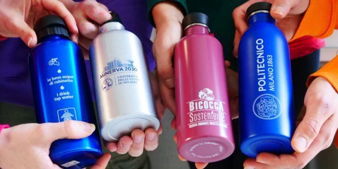 Al via il progetto BeviMi: tre università milanesi insieme per il consumo responsabile di acqua